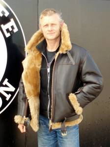 Irvin RAF Sheepskin Flying Jacket. Made in the UK.