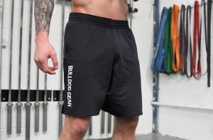 Bulldog Gear WOD Shorts. Made in Britain.