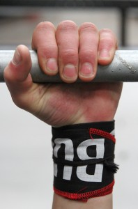 Bulldog Gear Strength Wraps. Made in Britain.
