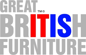 Great British Furniture (GBF) logo. IT IS Great British Furniture is an initiative to promote British made furniture run by the British Furniture Manufacturers (BFM) furniture trade association. It aims to promote UK made upholstery, cabinets, bathroom furniture, kitchen furniture, office furniture, mattresses and beds. This logo was taken from the Hypnos website.