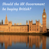 Should the UK Government be buying British? - Make it British